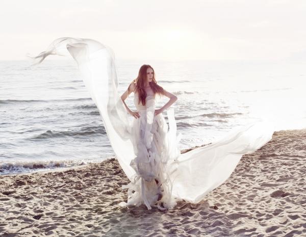 Fashionweek 2013: Die Designer sind unter uns - Leila Hafzi