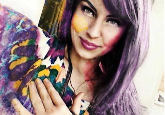 Stiilivõtte mood ja ilu 2013 - värviline plahvatus - lõdvestage stiili uue tasakaaluga (+ eesti keelne versioon)