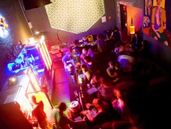 Bar- und Clubtipp Berlin - Suicide Cirkus in der Revalerstraße