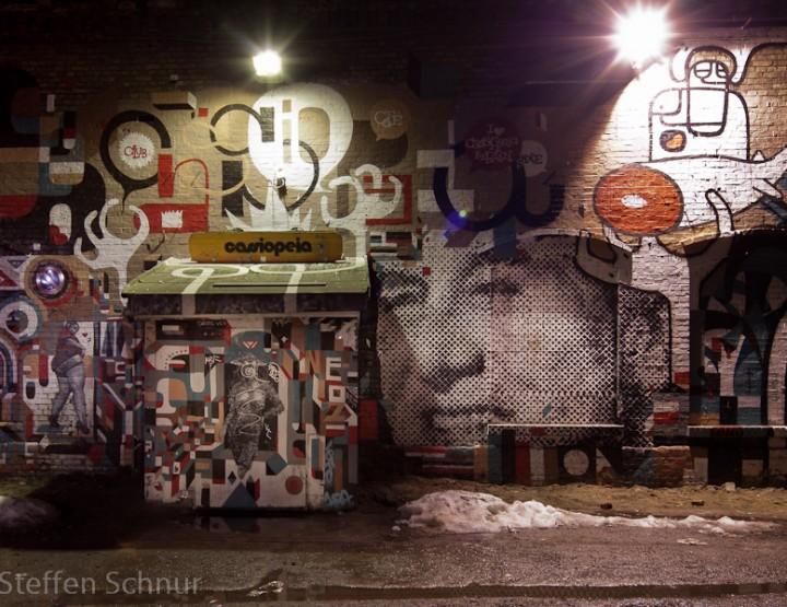 Bar- und Clubtipp Berlin: Das Cassiopeia auf dem RAW-Gelände