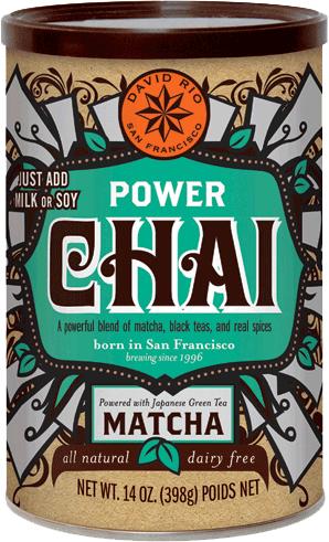 Die besten Chai Tee´s - David Rio Power Chai