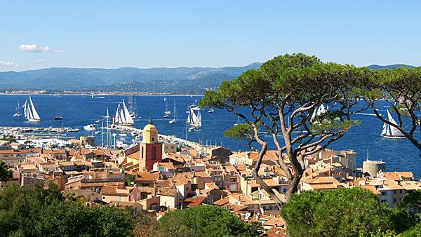 BMW - Les Voiles des Saint-Tropez