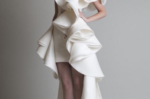 Krikor Jabotian Couture, für Sie & Kinder – Die besten Couturier der Welt 2013