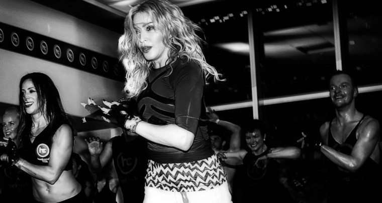 """Madonna will dedicate her gym """"Hard Candy"""" on 17.10.2013"""