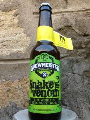 Trendgetränke 2013 – Das stärkste Bier der Welt