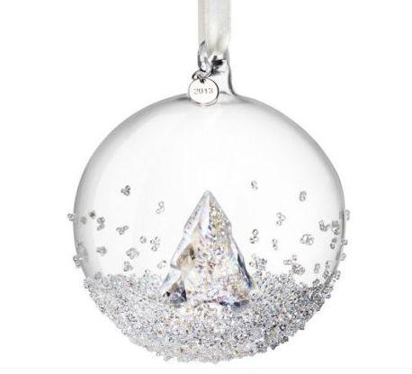 Die schönste Weihnachtsdeko 2013   Swarovski's new Xmas Collection