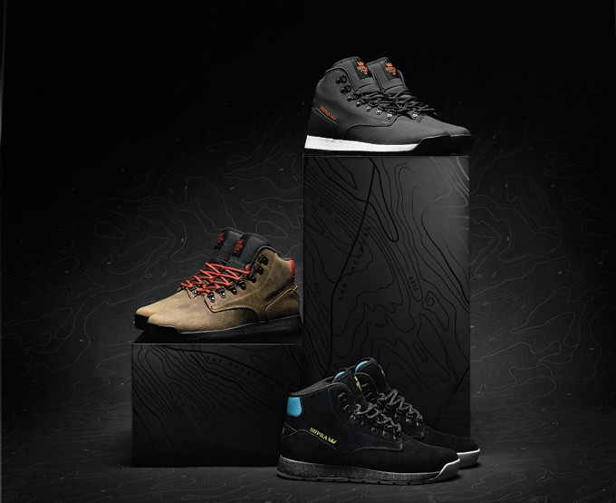 Die coolsten Sneaker 2013 – Supra Backwood