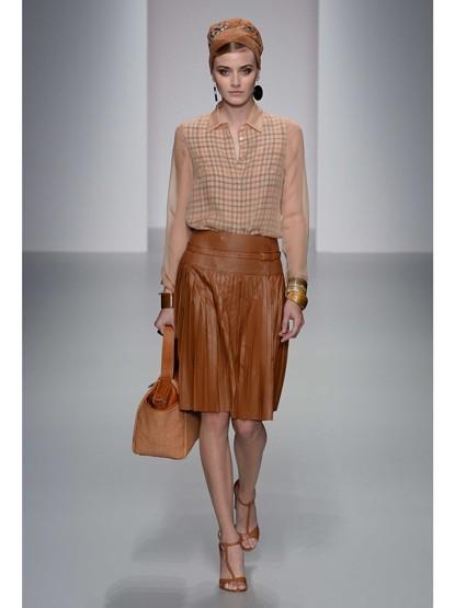 DAKS, für Sie - Fashion News Frühlings- & Sommerkollektion 2014