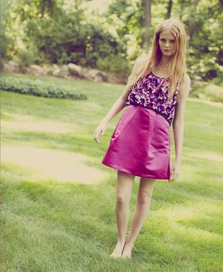 Erin Fetherston, für Sie - Fashion News Resort-Kollektion und Frühjahrs- und Sommerkollektion 2014