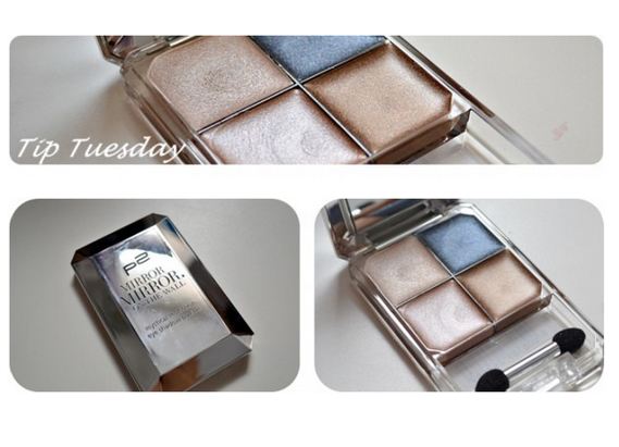 TIP TUESDAY | Perfekter Quad für Smokey Eyes