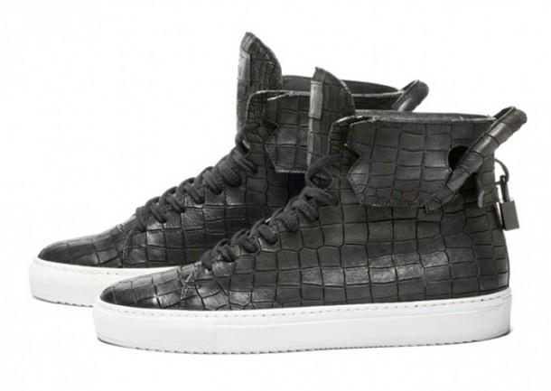 Die schönsten Sneaker des Jahres 2014 - En Noir x Buscemi 125mm Sneaker