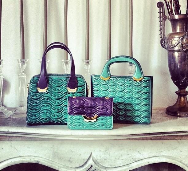 Patricia Al'Kary Taschen für Sie - Fashion News 2014