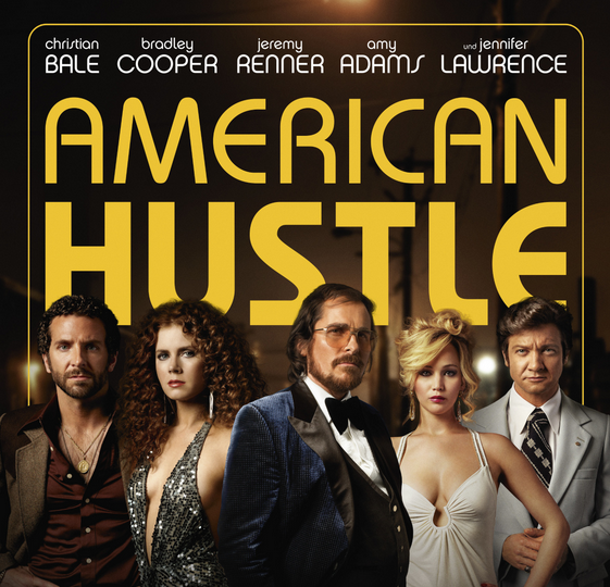 Die besten Kinostarts 2014 - American Hustle