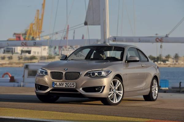 BMW Modellpflege-Maßnahmen zum Frühjahr 2014
