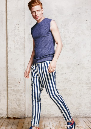 G-Design, for men - Fashion News 2014 Spring/Summer Collection