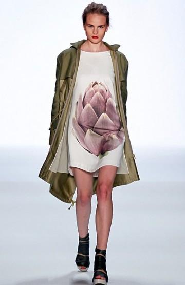 Anne Gorke, für Sie - Fashion News 2014 Frühling/Sommer