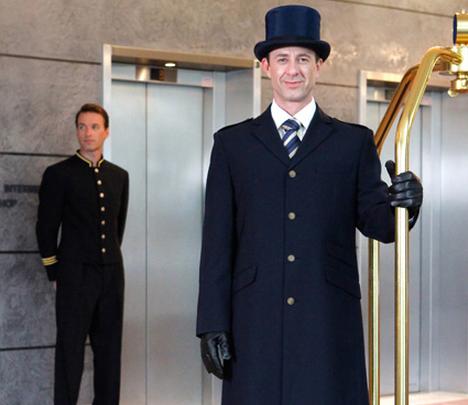 Hotelkleidung als Reputationsträger