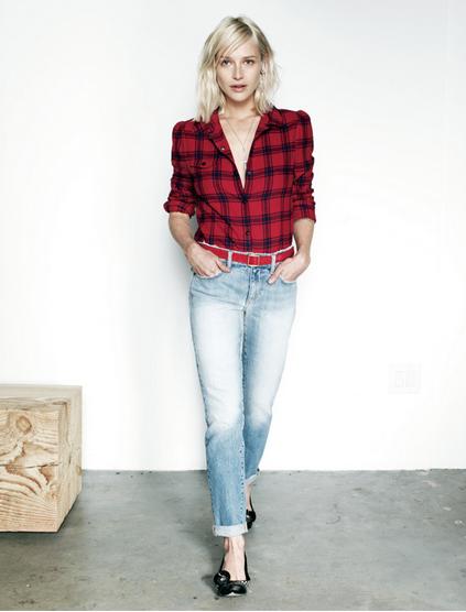 Joes Jeans, für Sie - Fashion News 2014 Herbst/Winter