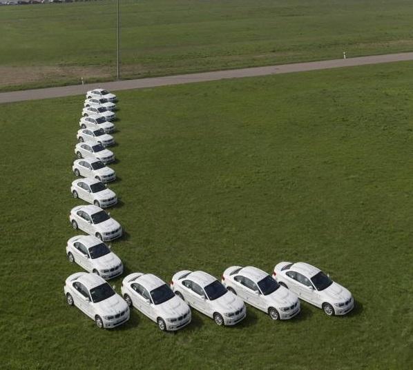 15 BMW ActiveE tõestavad end vastupidavusjooksjatena