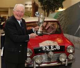 Der große Sieg im kleinen Auto - Vor 50 Jahren gewann der classic Mini erstmals die Rallye Monte Carlo