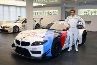 Alessandro Zanardi kehrt mit BMW Motorsport ins Cockpit zurück