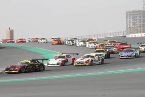 24-Stunden-Rennen von Dubai 2014