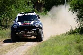MINI dominiert die neunte Etappe bei der Rallye Dakar 2014
