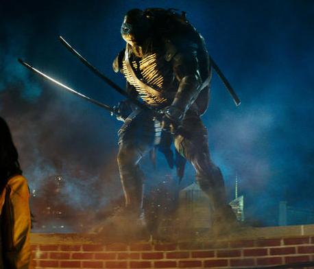Kino-Tipp | Erste Bilder zum Teenage Mutant Ninja Turtles Film sind durchgesickert
