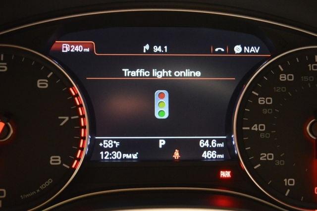 Die modernsten Autos der Welt - Audi Concept macht Schluss mit roten Ampeln