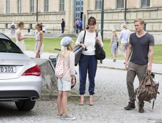 """""""Vaterfreuden"""" - Premiere 29. Jan. 2014 – ein neuer Film mit Matthias Schweighöfer und Mercedes-Benz"""