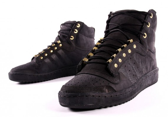 "Die schönsten Sneaker RELEASES 2014 - 2 Chainz x Adidas Top Ten Hi ""2 Good to be T.R.U"