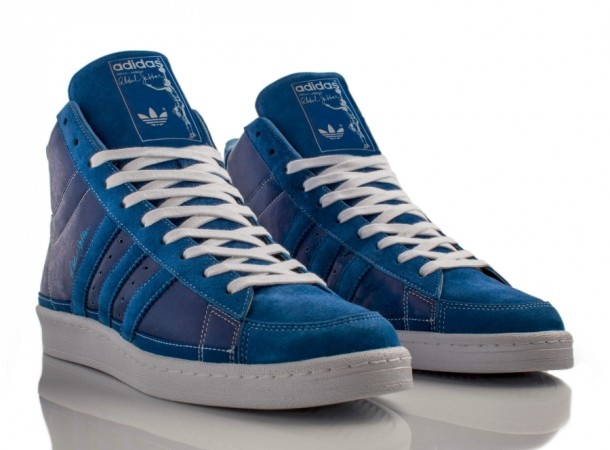 """Die coolsten Sneaker RELEASES 2014 - Adidas Originals Jabbar Hi """"Blueprint"""