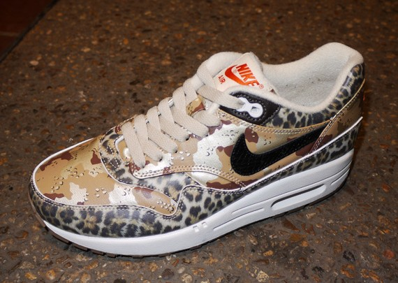 The coolest sneakers - Atmos x Nike Air Max 1