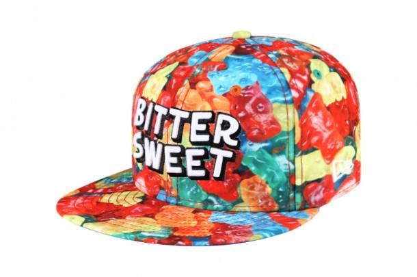 Die coolsten Basecaps 2014 - Bitter Sweet Gummy Bear New Era Kollektion