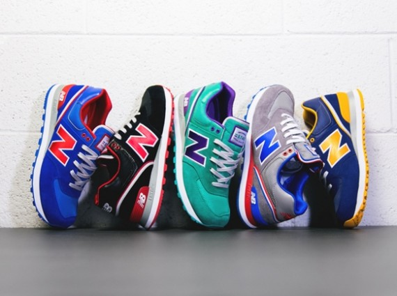 The most awesome sneaker RELEASES 2014 -  New Balance 574