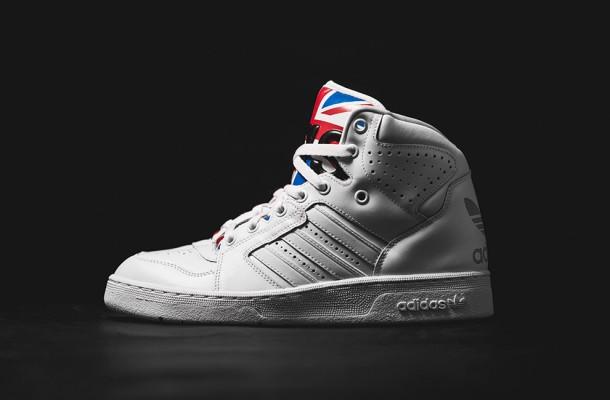 """Die besten Sneaker RELEASES 2014 - adidas Originals JS Instinct Hi """"Union Jack"""