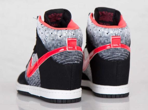 """Die coolsten Sneaker RELEASES 2014 - Nike Dunk Sky Hi """"Valentines Day"""""""