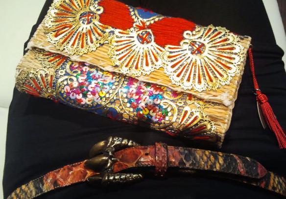 Styling Tipp Fashion und Beauty 2014 | Abury Bast Clutch Special