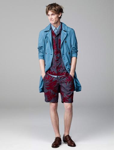 Attachment, for men – Fashion News 2014 Spring/Summer