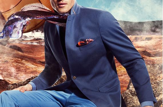 Benvenuto, für Ihn - Fashion News 2014 Männermode mit Klasse
