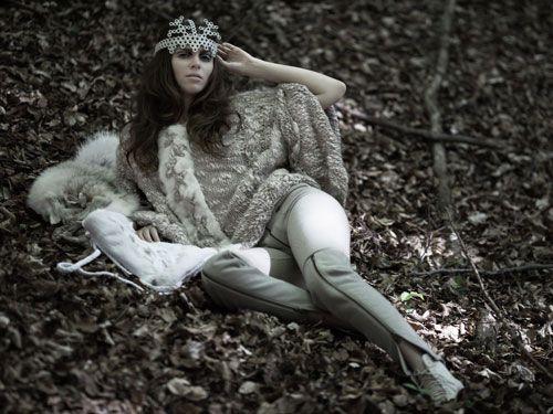 """Karin Brettmeister, per e donne - Fashion News 2014 """"Elementi"""