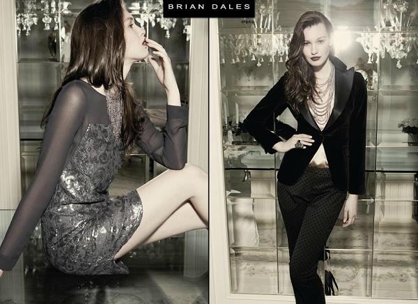 Brian Dales, für Sie - Fashion News 2013/2014 Herbst- und Winterkollektion