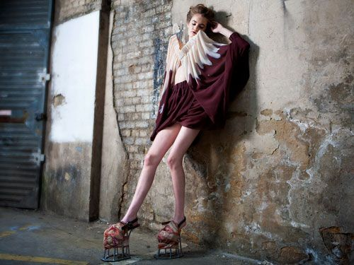 """Alice Fern, for women - Fashion News 2014 """"To Dye For""""-Collection - NEW LABELS!"""
