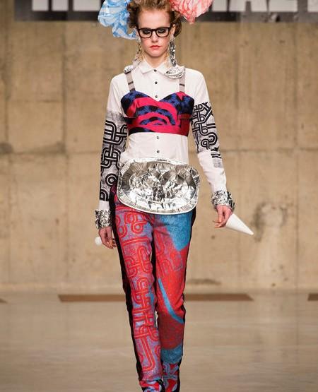 Louise Gray, für Sie – Fashion News 2014 Herbst- und Winterkollektion