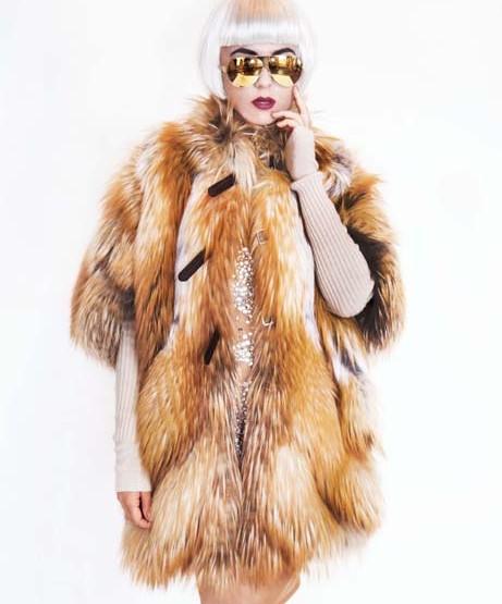 Helen Yarmak Fur, für Sie – Fashion News 2014