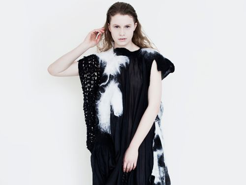 "Anita Hirlekar, for women - Fashion News 2014 ""The Hand-Felted"