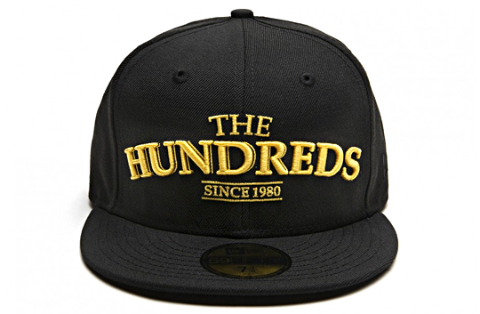 Die coolsten Basecaps 2014 - The Hundreds Wiskey New Era 59Fifty