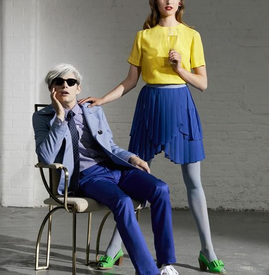 Peter Jensen, für Sie & Ihn - Fashion News 2014 Frühlings- und Sommerkollektion