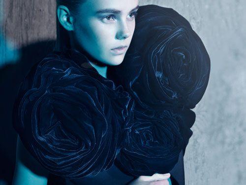 """Siwen Jian, für Sie - Fashion News 2014 """"Collection 11"""" - NEUES LABEL!"""