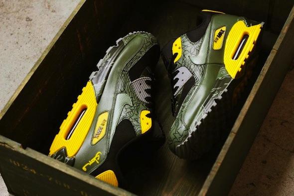"""Die fettesten Sneaker der Welt - Nike Air Max 90 """"Joy Division"""